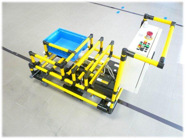 AGV / AGC İnsansız Forklift